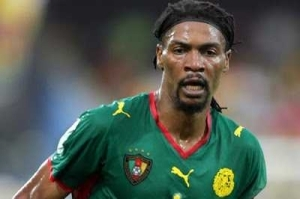 Legendary Cameroonian player, Rigobert Song fighting for his life after suffering stroke